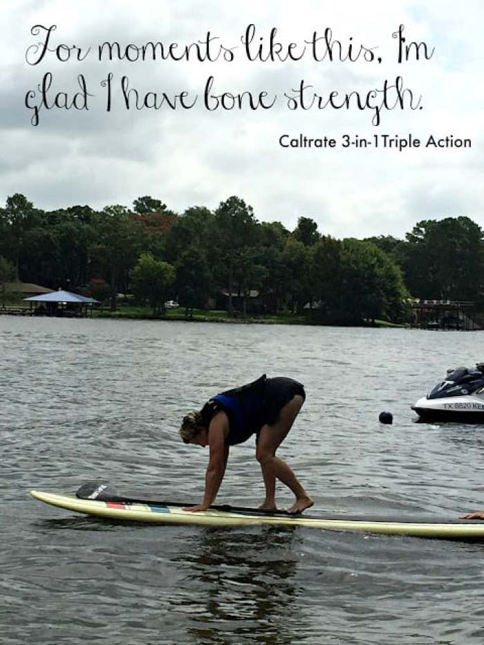 Bone and Joint Strength for those FUN Outdoor Activities