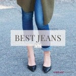 Best Jeans for Women Over 45