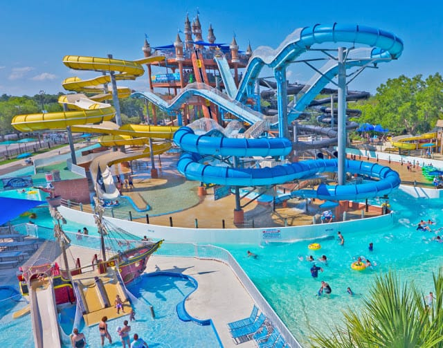 Schlitterbahn New Braunfels 18 Years of Making Memories - Travel Texas