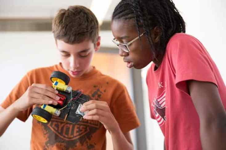 Educational Summer Camps for Kids in Texas