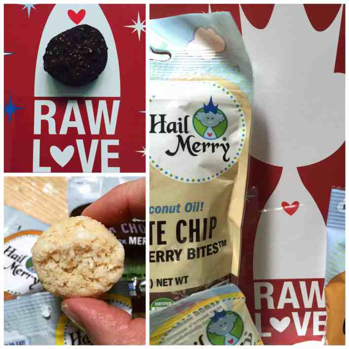 Hail Merry Raw Plant-based Ready to Eat Snacks