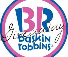 Texas LOVES Baskin-Robbins Ice Cream Giveaway 2 – $50 Gift Cards 2 Winners! ENDED