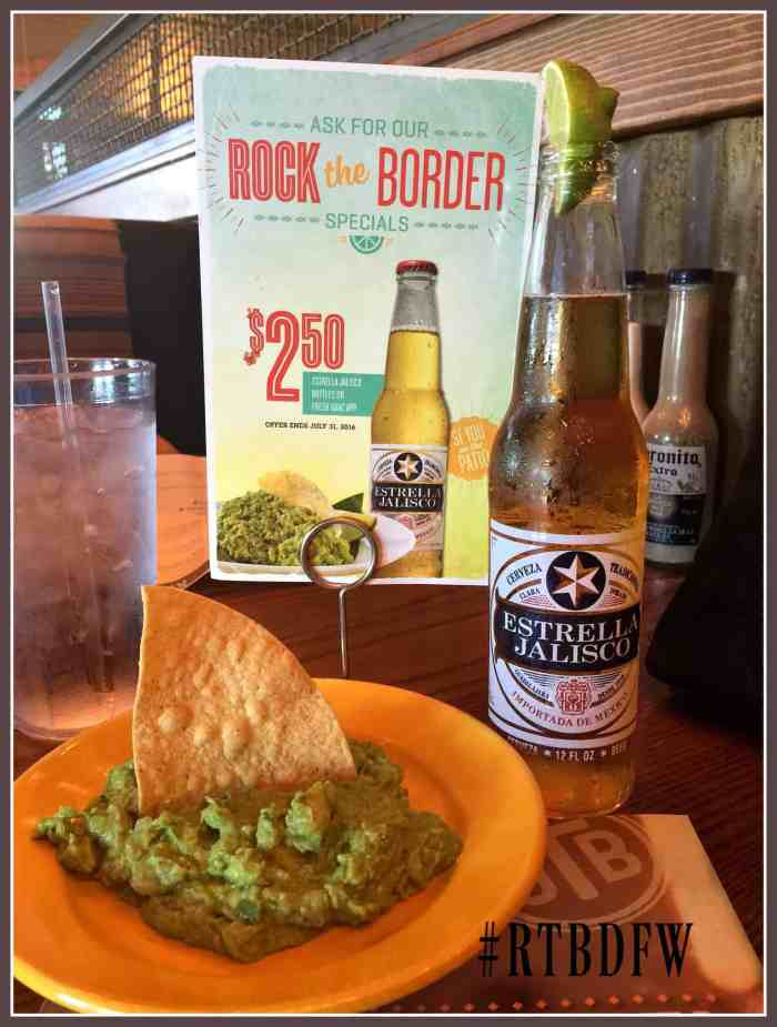Rock Your Order at the Border in #DFW
