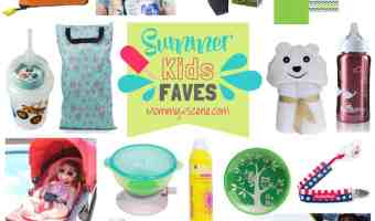 Summer Kids Faves Giveaway 8/12/16 ENDED