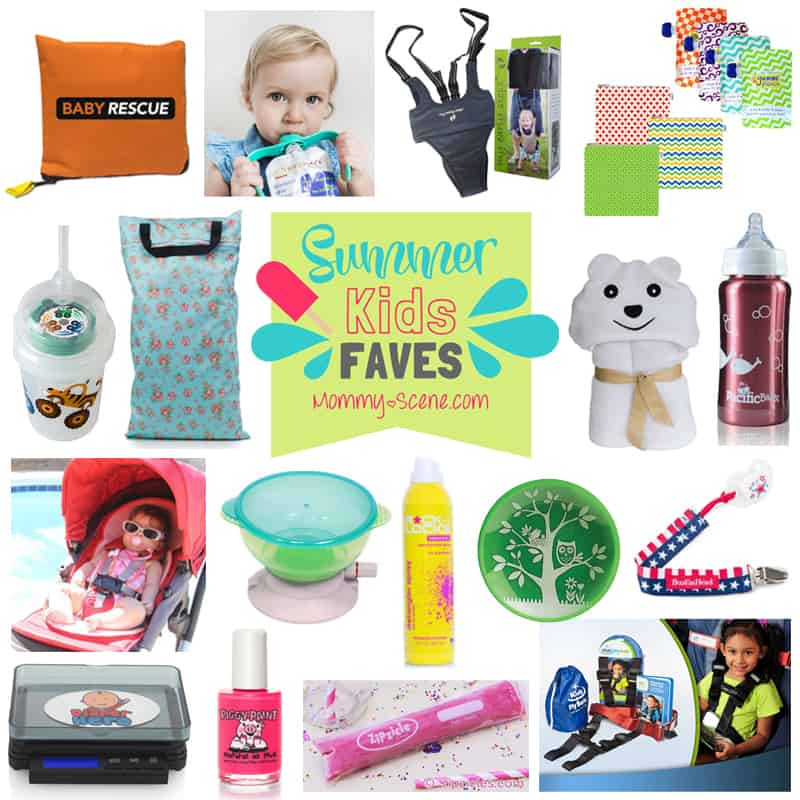 kids favorites summer giveaway
