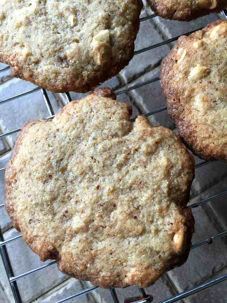 Homemade gluten free cookies