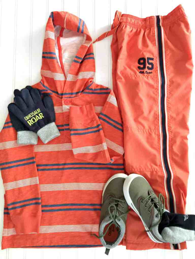 Back to School Shopping with OshKosh B'gosh