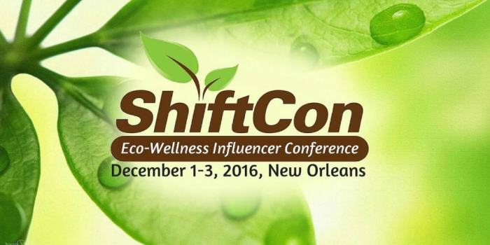 ShiftCon Eco Wellness Blog Conference