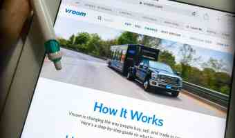 Vroom Makes Car Buying Fun in Texas #GetAVroom