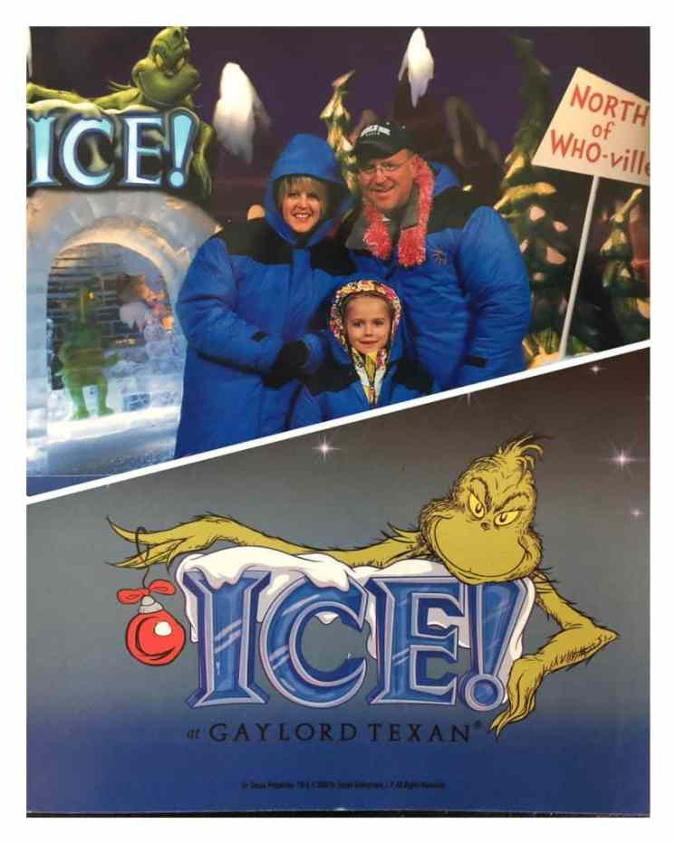 9 Years of Gaylord Texan's Lone Star ICE