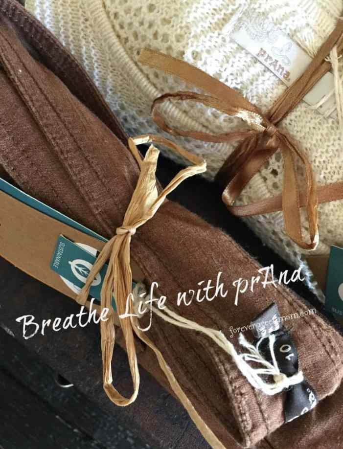Breathe Life with prAna