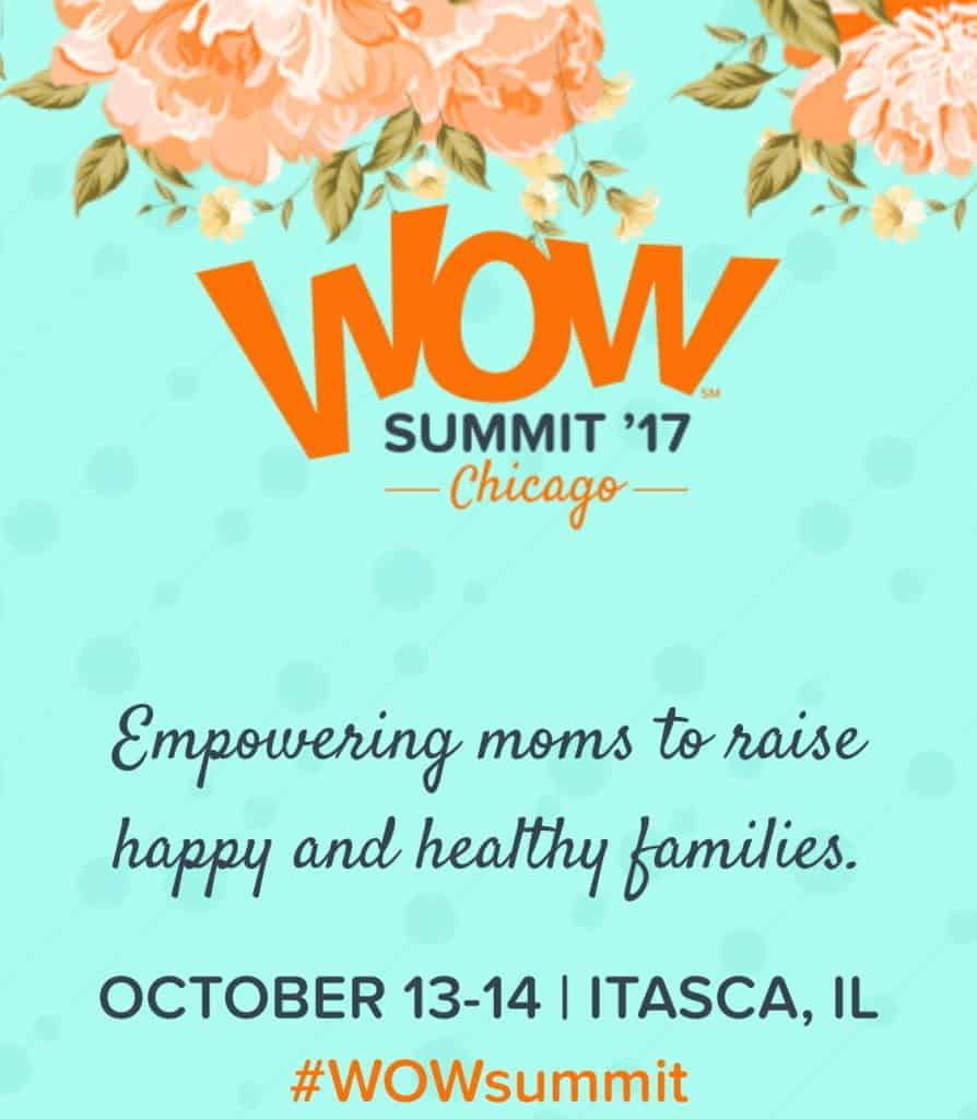 WOW Summit '17 Chicago + Ticket Giveaway + 15% Coupon