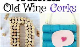 20 Fun Ways to Recycle Old Wine Corks