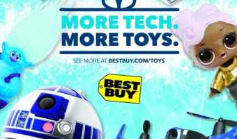 Best Buy's Amazing Holiday Toy Gift Guide