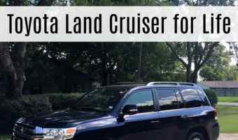 2017 Toyota Land Cruiser Drive for Life