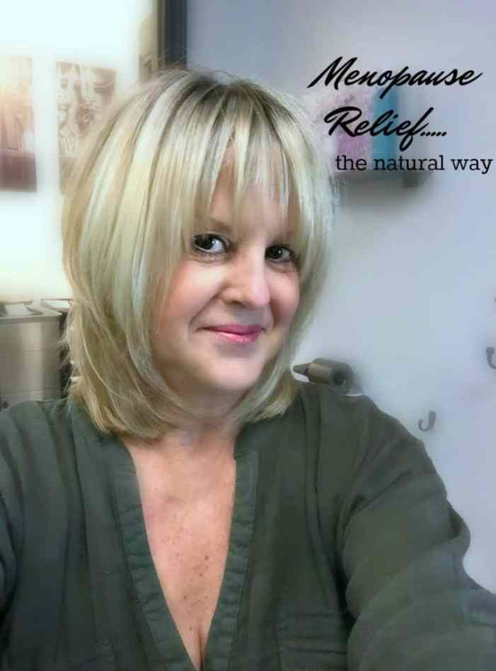 Menopause Relief...the Natural Way