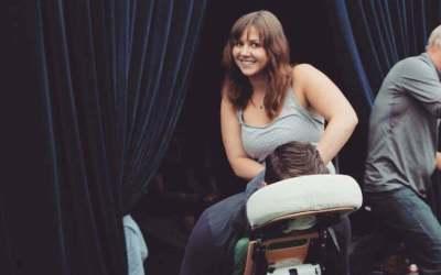 Laura Brinkman, LMT, Coordinating Massages for Rejuvenate West Coast