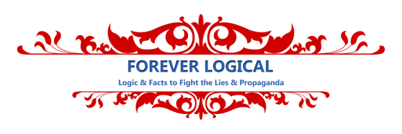 Forever Logical – Logic and Facts to Fight the Lies and Propaganda and to Motivate People to #VOTE