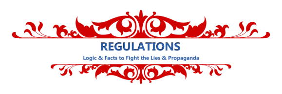 REGULATIONS – Facts & News Links