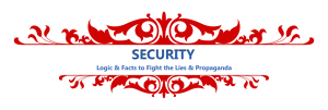 Feel free to copy and paste these National Security related social media clips. They're all under 140 characters so they will work on Twitter.