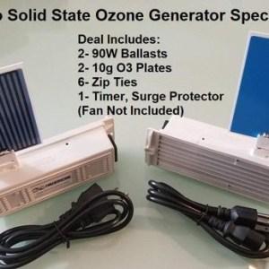 20,000 mg/h ozone generator