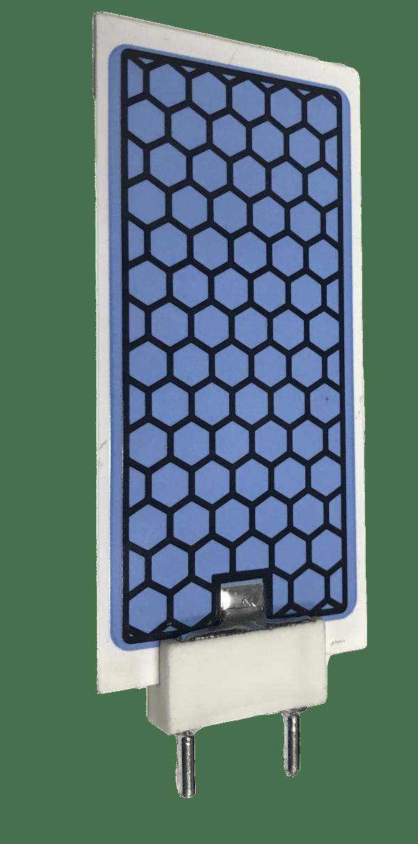 5000 mgh Honeycomb ozone plate