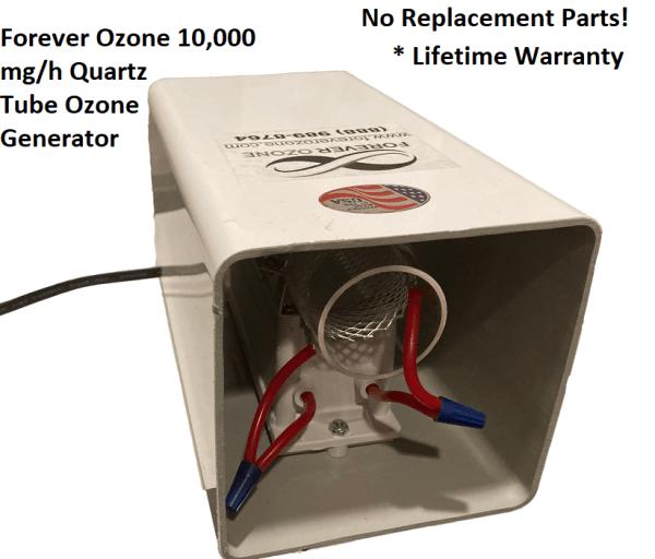 Forever Ozone 10g Bare Bones