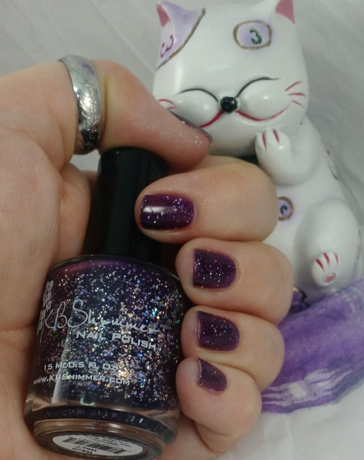 KBShimmer Witchy Way