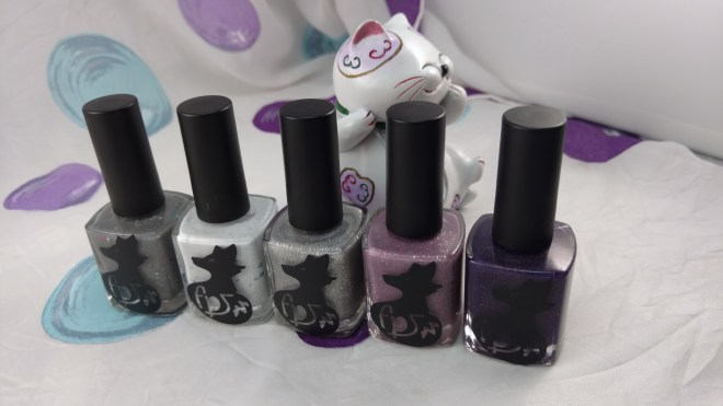 Frenzy Polish- Fall Out Boys Collection