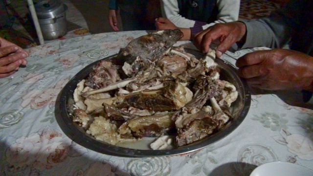 Bizarre Foods of The Nomads: Mongolia - Forever Roaming The