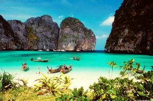 backpacking Thailand-cost-guide-maya-bay