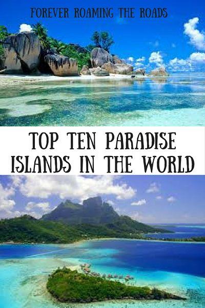 paradise islands-holiday