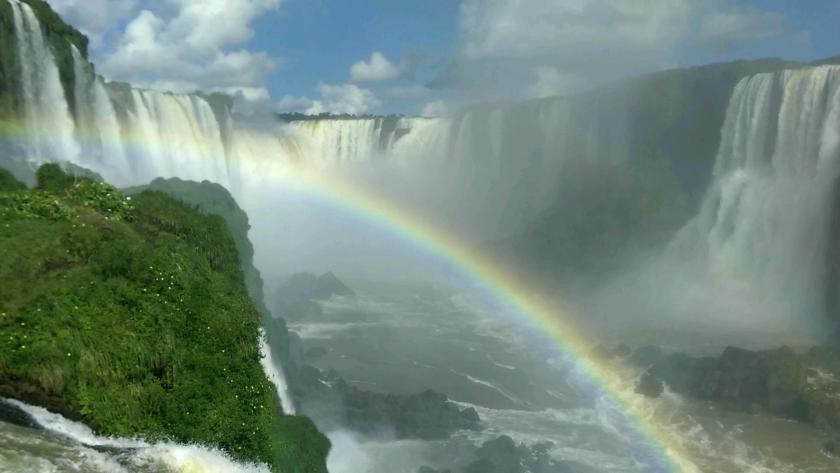 Iguazu falls-travel-