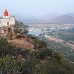 pushkar-mountain-temple-india