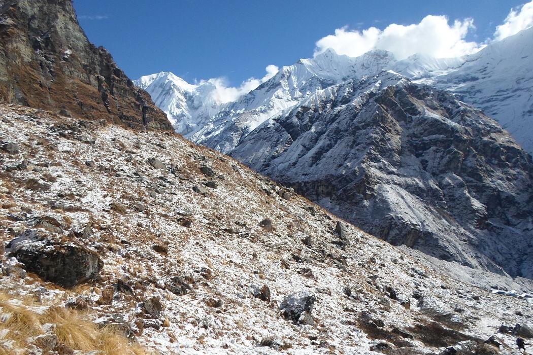 Nepal-Himalaya-mountains