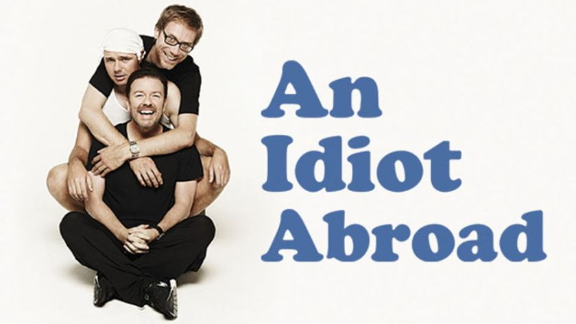 Best Travel Shows-idiot abroad-tv