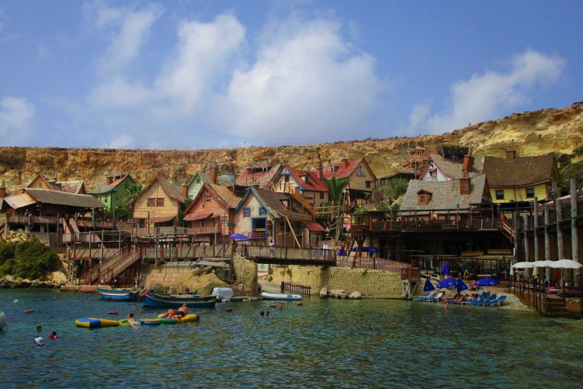 Popeye Village-Malta-things to do