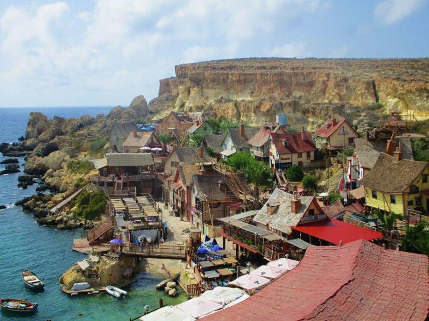 Popeye village-Malta