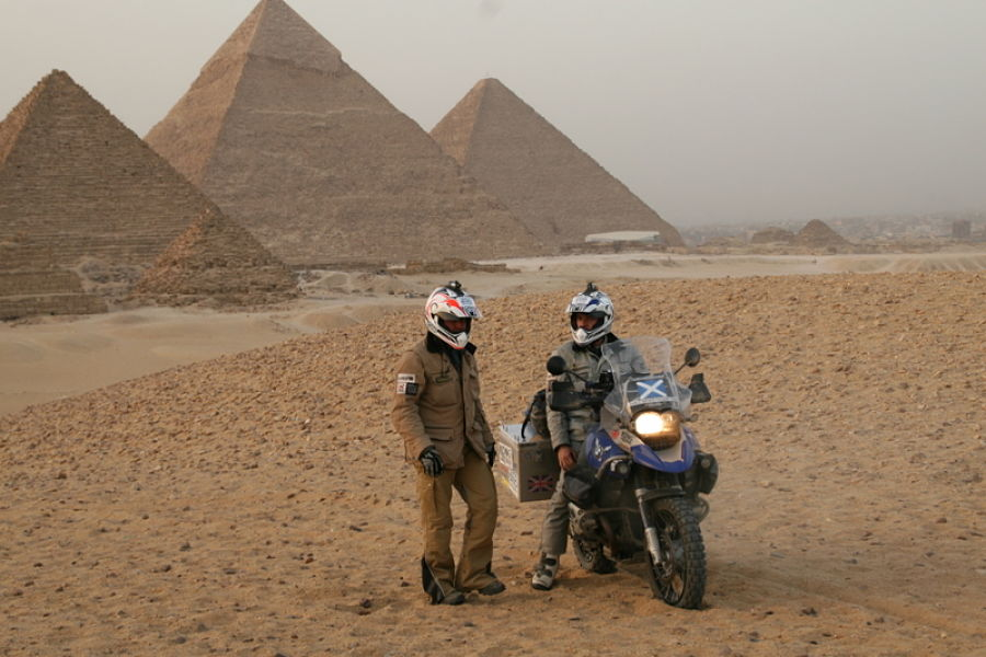 Best Travel Shows-Long Way Round-pyramids