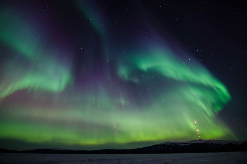 the seven natural wonders of the world-northern lights