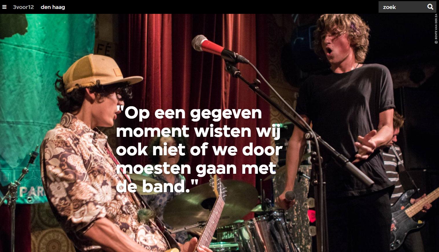 Forever Saturday 3Voor12 Den Haag