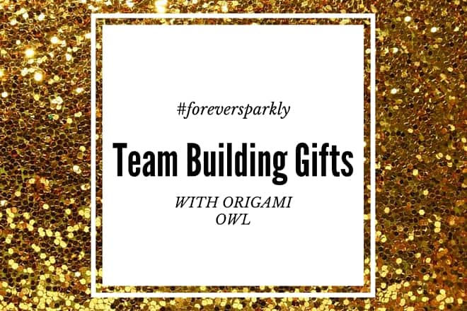 Team Building Gifts with Origami Owl