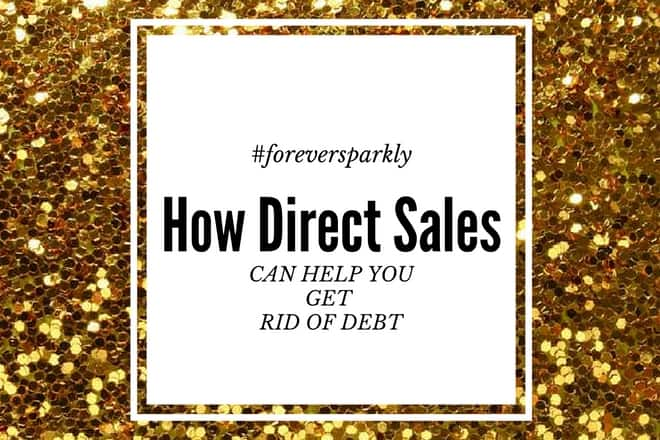 Get Rid of Debt With Direct Sales: 4 Steps to Financial Freedom