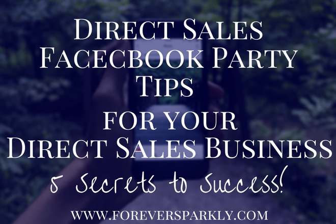How to Rock a Direct Sales Facebook Party: 5 Secrets to Success!