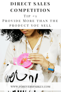 Wondering how best to handle direct sales competition? Tip #1: Provide an added value. Click to read all my tips on how to handle competition in the direct sales industry. Kristy Empol