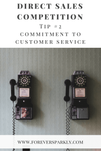 Wondering how best to handle direct sales competition? Tip #2: Provide excellent customer service. Click to read all my tips on how to handle competition in the direct sales industry. Kristy Empol