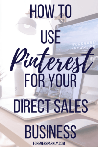 Are you using Pinterest for your direct sales business? Click to discover how to pin your way to direct sales success by following these simple steps! Kristy Empol