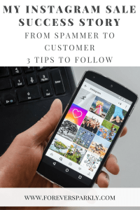 Wondering how to turn your Instagram spammers into your direct sales customers? Click to read my Instagram sale success story along with tips for you to use! Kristy Empol