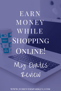 Are you an avid online shopper like me? Make money while you click & shop! Read my Ebates review to find out how and earn $10 just for signing up! Kristy Empol