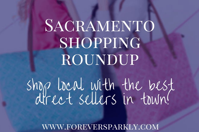 Sacramento Direct Sales Holiday Shopping Roundup!